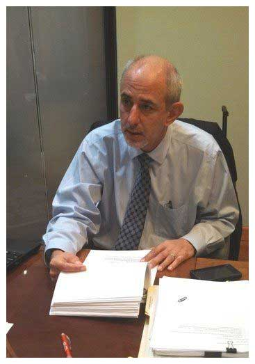Steven Winig is highly experienced 								in personal injury, foreclosure and family law cases